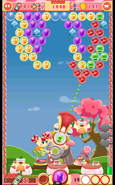 Candy Jewel Clash 2 : Bubble Puzzle Blast - the sweets candy shooting game on Android-candy-jewel-clash-2-screenshot-3.png