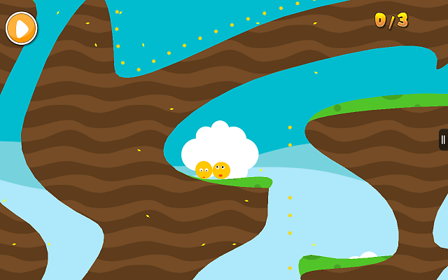ELLY SPONGE OF GOO : Flick Jump Fly ! - Flick your goo around a gorgeous landscape.*-screenshot-1.png