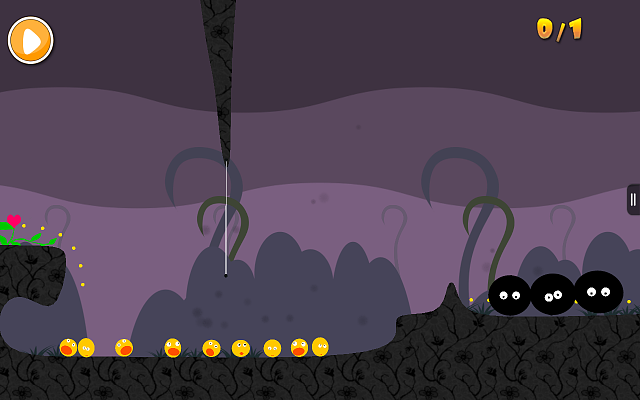 ELLY SPONGE OF GOO : Flick Jump Fly ! - Flick your goo around a gorgeous landscape.*-screenshot-2.png