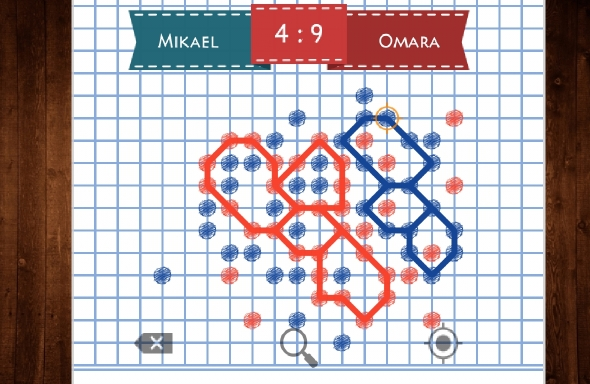 [Free Strategy Game] A dots conquering game-5.jpg