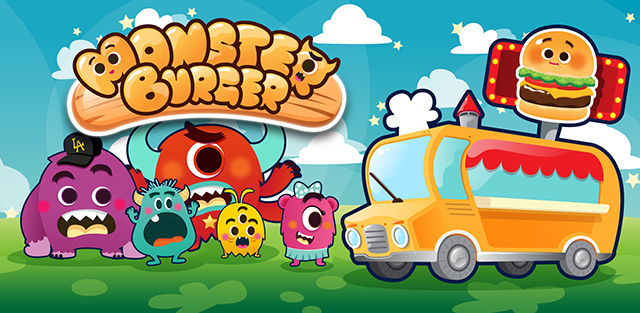 [FREE][GAME][4.0+] Monster Burger - Burger Maker Game-google_play_feature_640.png