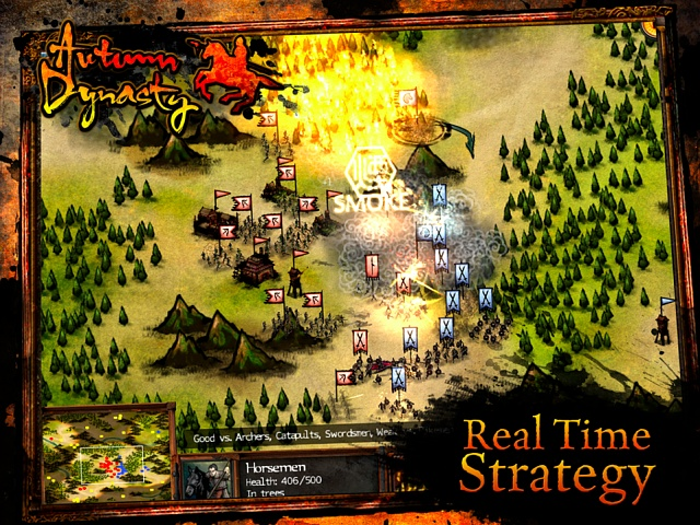 Oriental-style RTS Autumn Dynasty at 40% Discount-feature1.jpg