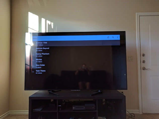 Sharp LC-80UE30 with Android TV review - Android Forums at
