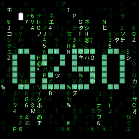 Matrix-themed watch face for Android Wear-matrix-1.jpg
