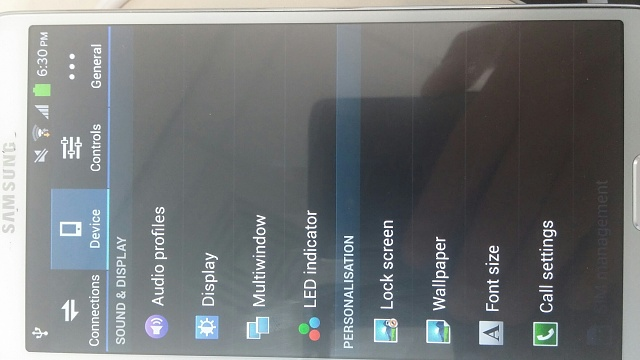 Samsung Note: No Sound in Settings of the Device-20140807_133051_resized.jpg