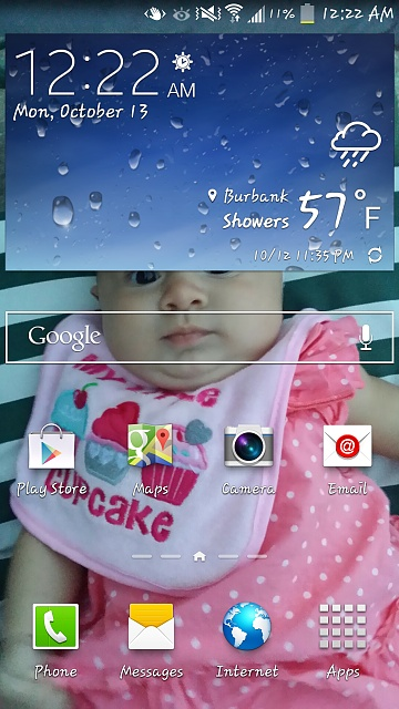 What is this arrow head icon on my Note 3?-screenshot_2014-10-13-00-22-09.jpg