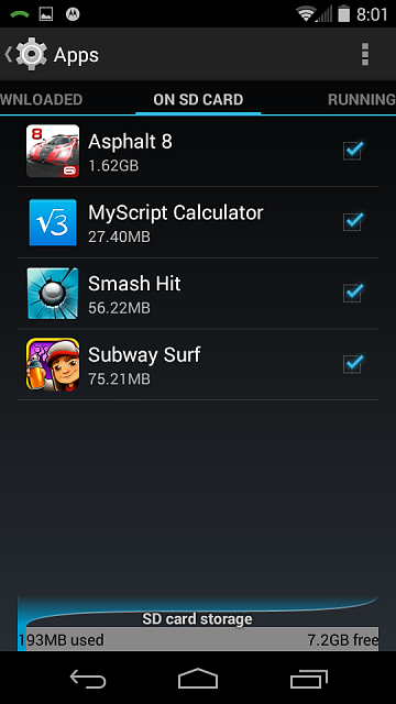 On my Moto E, why are apps being duplicated on the internal storage and SD card?-screenshot_2014-10-20-20-01-06.png