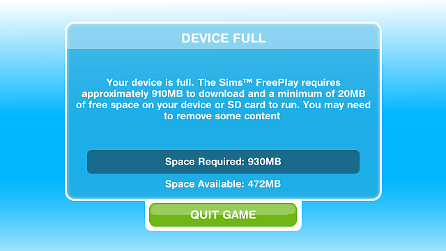 Can't install the Sims FreePlay?-scr_20141203_125414.png