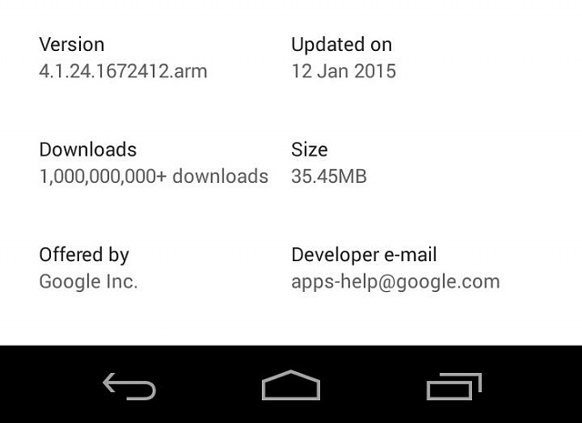 Android lollipop on Moto G home screen looks like Android kitkat home screen-1422028132994.jpg