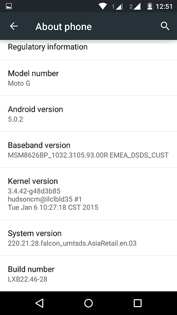 Android lollipop on Moto G home screen looks like Android kitkat home screen-uploadfromtaptalk1422041441066.png