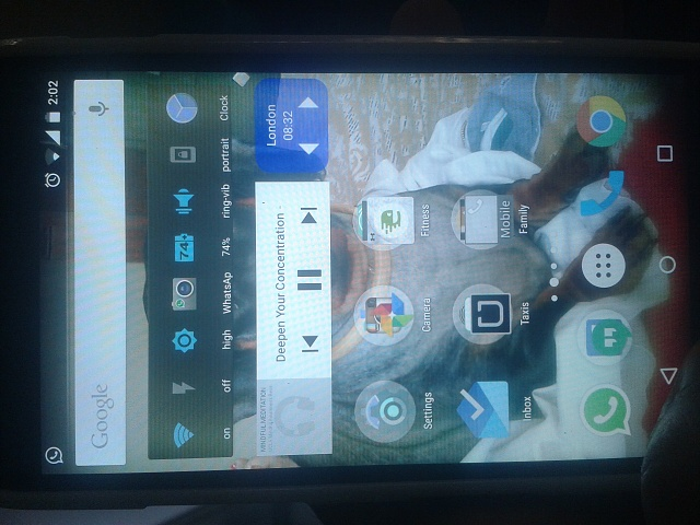 My Nexus 4 display is blowing out, how can I fix this?-20150215_140243.jpg