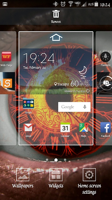 My blocking mode has disappeared since I updated my Samsung Galaxy S5, why is that?-uploadfromtaptalk1424835200544.jpg