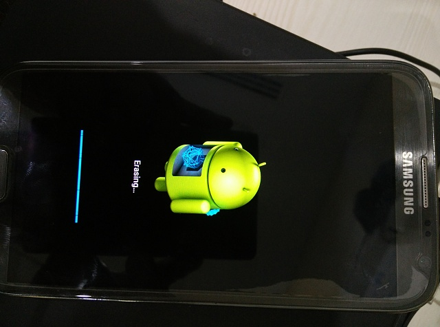 My Samsung Note 2 is hanging during factory reset, how can I get past this?-hanging-screenshot.jpg