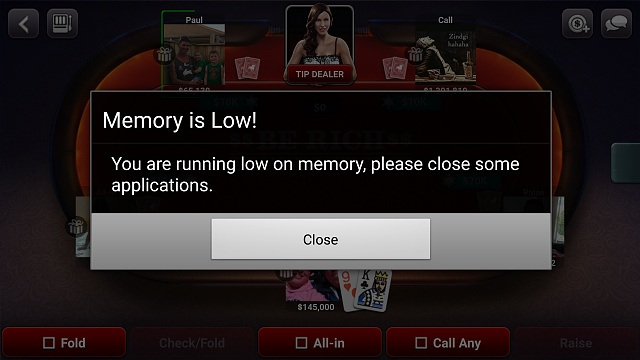 """Anyone getting a mesage saying, """"Low memory."""" on the Galaxy S6?-low-memory-.jpg"""