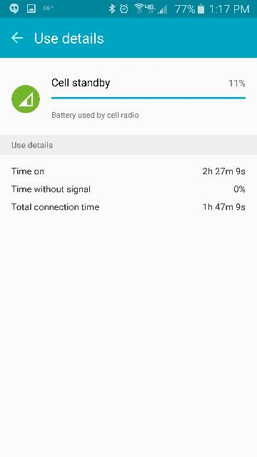 Is this Galaxy S6 battery normal?-3080.jpg