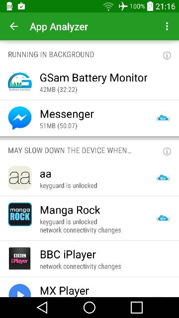 Gsam battery monitor    USES BATTERY?? - Android Forums at