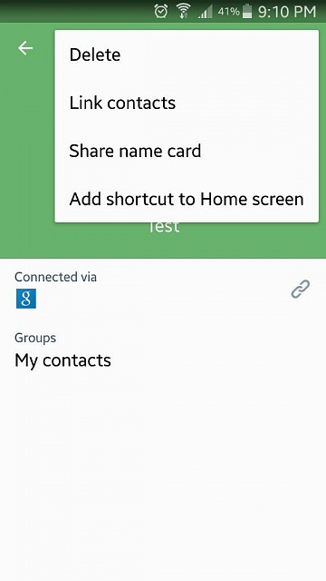 I linked 3 contacts; how can I unlink them? What do I have to do?-1434589900273.jpg