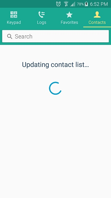 "Contacts screen says "" Updating contacts-screenshot_2015-06-28-18-52-05.jpg"