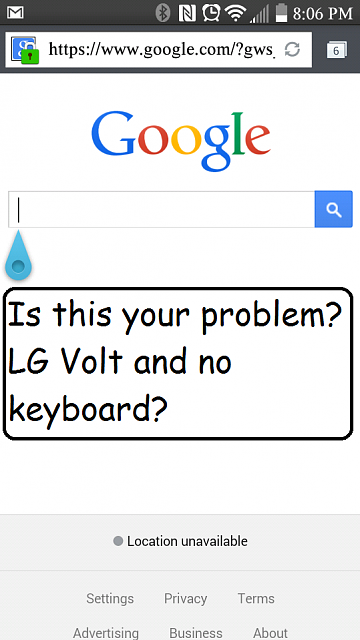 LG Keyboard has stopped working? - Android Forums at