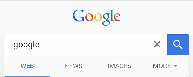 Why is Google Search looking like this?-1439295783156.jpg