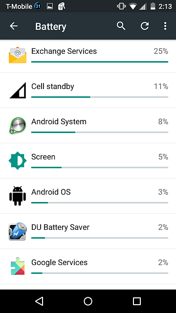 Why is the android 5.1 update draining my Moto x (1st gen) battery so fast?-screenshot_2015-10-06-14-13-11.png