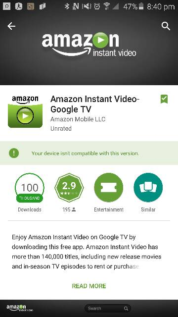 them repair watch amazon instant video on android tablet worth buying