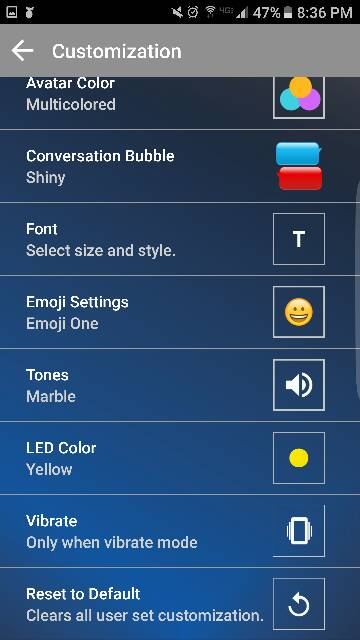 Can I change the LED light indicator colors on my Samsung S7?-3354.jpg