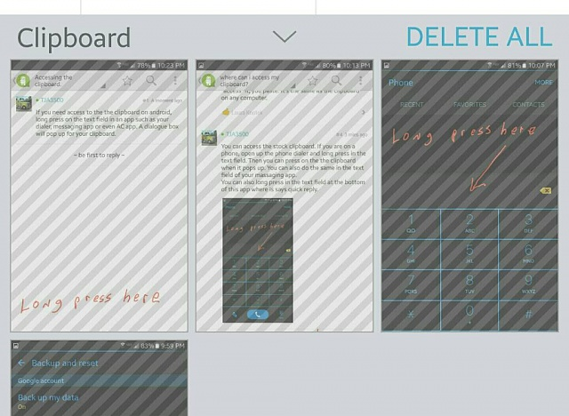How do I get to my clipboard on my Galaxy Core Prime?-1462238140742.jpg