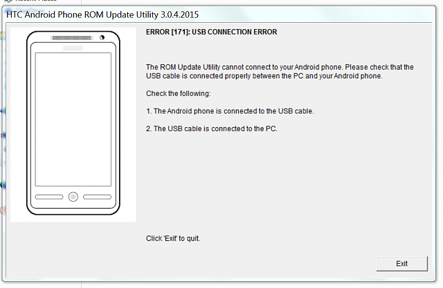 Cant Exit Bootloader On Htc One Mini Android Forums At