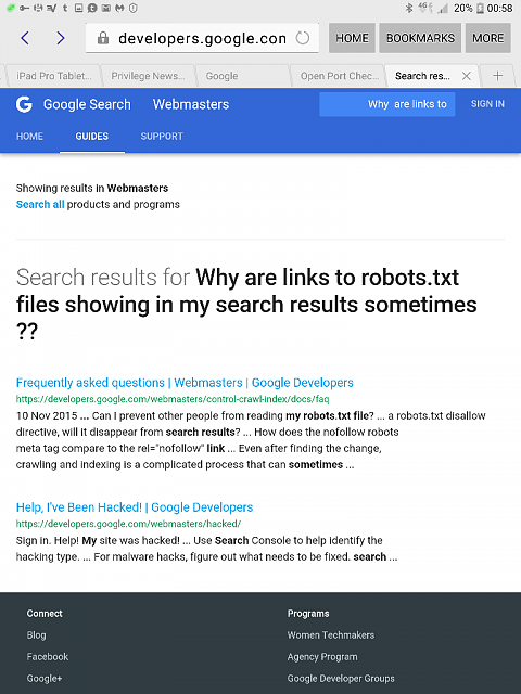 Why  are links to robots.txt  files showing in my Google  search results sometimes   ??-screenshot_20161004-005859.png