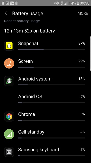 Samsung s7 edge battery and screen on time worry-screenshot_20161211-093857.jpg