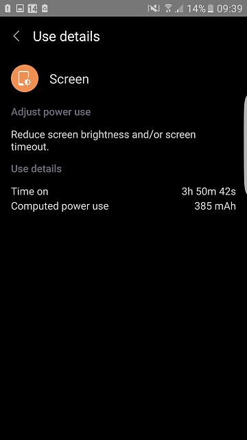 Samsung s7 edge battery and screen on time worry-screenshot_20161211-093906.jpg