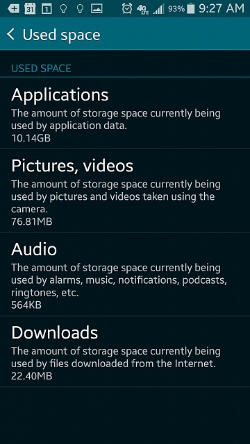 My galaxy s5  shows 10G of used space for applications. Application breakdown adds up to only 2G .-screenshot_2017-03-10-09-27-23.jpg