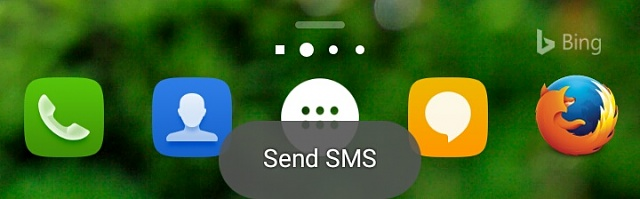 """Why does a """"Send SMS"""" notification appear every two minutes?-img_20170428_214517.jpg"""
