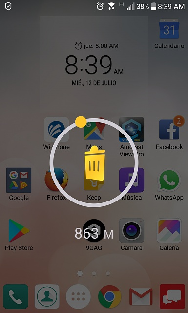 What is the yellow trash can that appears and controls my phone?-capture-_2017-07-12-08-39-47.jpg