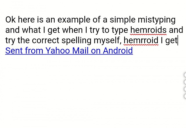 empty spell checker - Android Forums at AndroidCentral com