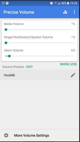 Why is phone volume too loud on lowest setting? - Android Forums at