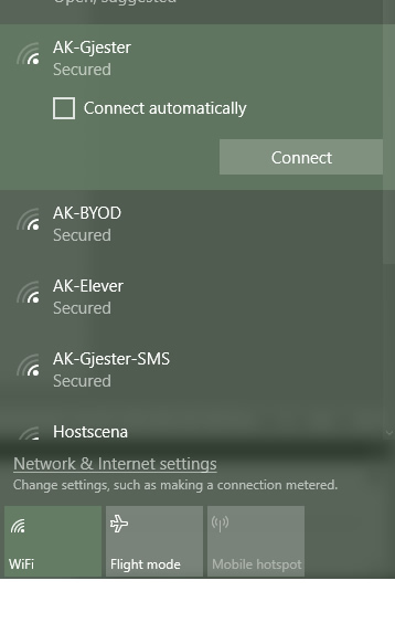 Why can't I enter WIFI passwords < 6 car  ? - Android Forums