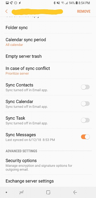 Stop forwarding all text messages to email account.-20180612_205816.jpg