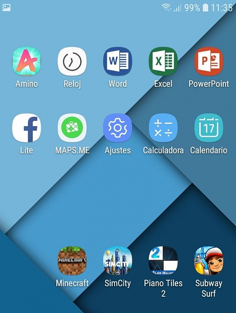 Use Samsung Experience icon frames with Nova Launcher