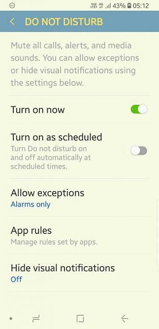 How [impolite term deleted] do I turn off sound notifications on samsung galaxy s9?-5404.jpg