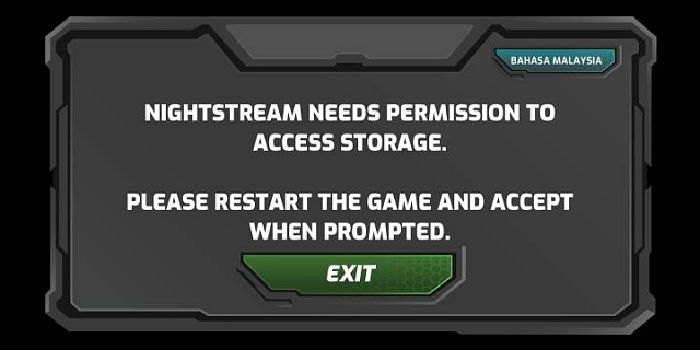 I cant enable permissions for a third party app.-139975.jpg