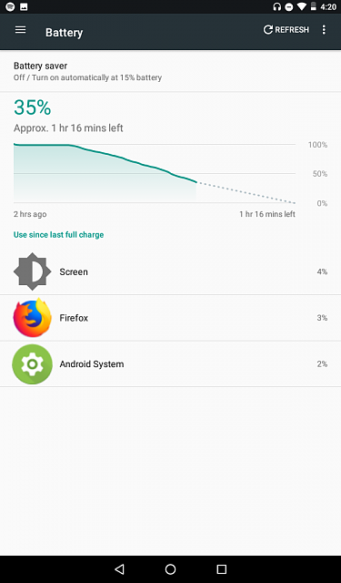 Is it normal for my tablet battery to be draining this fast? If not, how can I fix it?-screenshot_20181209-162056.png