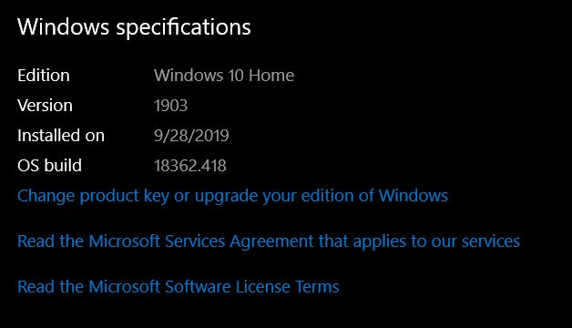 Why doesn't the create date correspond to the date in details?  There is a 5 hour difference.-windows-10-addition.jpg