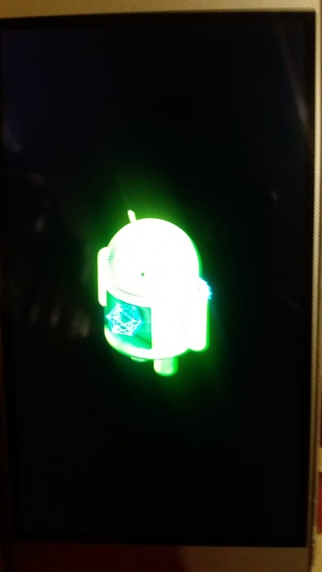 What do I do with the green robot on my screen?-img-20191115-wa0006.jpg