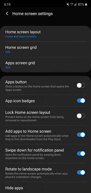 how to remove favorites tray on Android 10 home screen-screenshot_20200124-181924_one-20ui-20home.jpeg