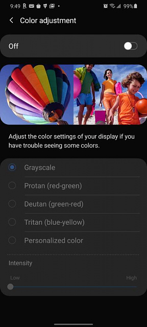 how do I change my S20 from black and white back to color-screenshot_20200320-094953_accessibility.jpeg