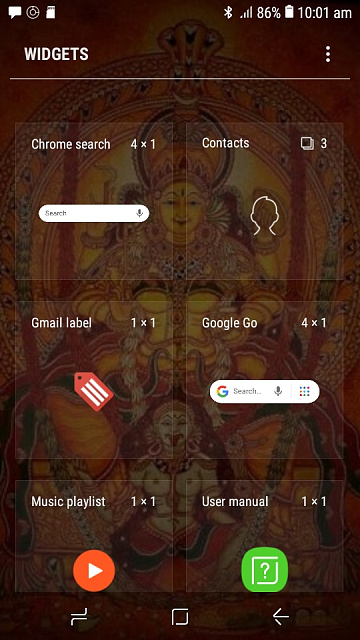 Why weather & clock widget is not on the home screen of Samsung GalaxyJ2 Core?-img-20200712-wa0005.jpg