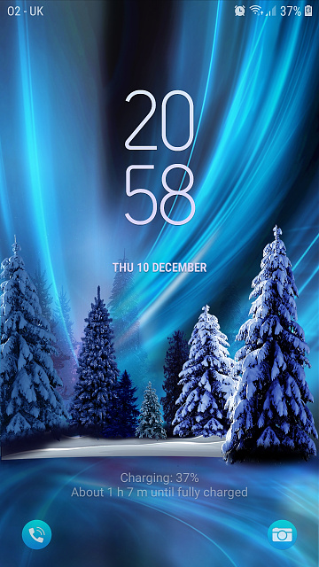 I just received a second hand samsung S7, all the apps are transprent-screenshot_20201210-205808_samsung-experience-home.jpg
