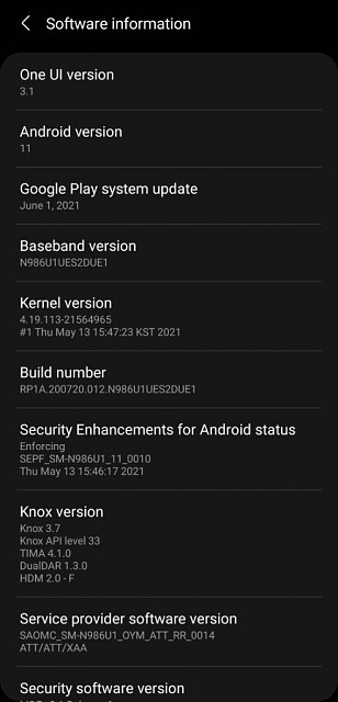 Can I replace Samsung S20 BTS Firmware With Stock?-screenshot_20210722-104955_settings.jpg
